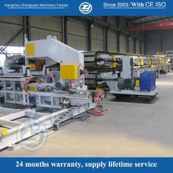 Personnalisée en usine continue de la production de panneaux sandwich en polyuréthane PU machine à profiler de ligne de prix avec la norme ISO9001/ce/SGS/Soncap