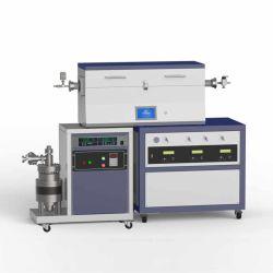 3개의 가열 구역 종속 온도 제어 CVD 코팅 기계