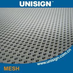 5m windundurchlässiges Material Belüftung-Ineinander greifen-Vinyldigital-Pringting für im Freienzaun mit Ineinander greifen-Gewebe