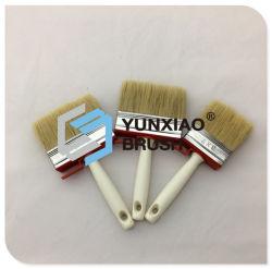 Techo de mango de plástico de las herramientas de hardware de la herramienta de pintura pincel