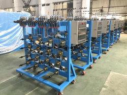 Ultra-Fine ElektroDraad die van de Kabel het Bundelen verdraaien Vastlopend de Machine van het Tin van Annealer van de Uitdrijving van Twister Buncher (fc-300B)