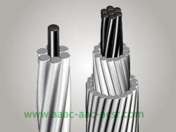 La taille de la norme ASTM B232 Merlin passage ACSR conducteur nu le câble électrique