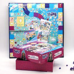 Les enfants Parti de l'éducation classique multi joueur de jeu en famille avec un carton d'administration du Conseil des jeux pour enfants fabricant en Chine
