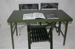 2016従来のデザインパテントの戦術的な多機能のMilitartyの使用の屋外のトレーニングの椅子か机