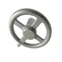صامد للصدإ [كستينغ ستيل] يطوي يطحن عجلة يدويّة آلة قابل للتعديل ذراع عتلة مقبض