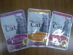 Líquido Pouch Wet alimento para mascotas para perro y gato 85g 100 g.