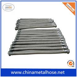 Bajo precio flexible metálica de acero inoxidable con capa de malla