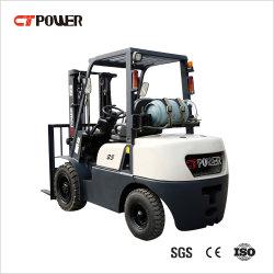 2020 heiße LKW LPG-Batterie des Verkaufs-3.5t/Diesel/Gas/Treibstoff/mini elektrischer Gabelstapler mit Cer-Bescheinigung von der Tailift Gruppe