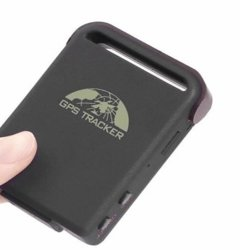 개인용 GPS 트래커 Tk102 위성 휴대폰 추적기 1000mAh 배터리 포함 온라인 GPS GPRS 트랙