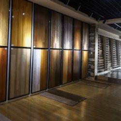 Film de plastification du grain du bois pour meubles rénovation papier décoratif pour meubles