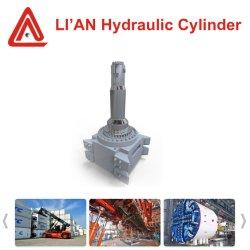 20MPa 14800mm Anfall 135 Tonnen-Stapel-fahrender Lastkahn-Öl-teleskopischer Hydrozylinder