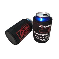 Neopreno personalizado bebida cerveja Arrefecedores Stubby Pode Stubbie Koozies (BC0035)