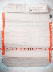セメント紙製バッグ製造装置セメントバッグ製造ライン
