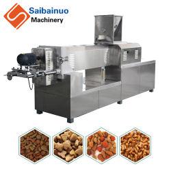 Новая конструкция Китай производитель Пэт продовольственной двухшнековый экструдер