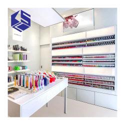 Hot Sale ongles vernis à ongles en bois Meubles de salon de l'affichage