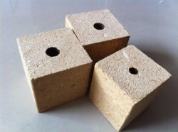 Bloque de chip para paletas usar 90x90mm, 75x90mm, 75x75mm