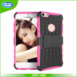 Fashion 2 in 1 Hybrid Customized Mobile Phone Case voor Sony, Kickstand Cell Phone Case Covers