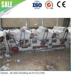 De Ventilator van de lucht, de Textiel Scherpe Machine van het Afval, de Opener van Wast van het Garen, de Opener van het Afval van het Garen verscheurt de Stof van Gebruikte Eenvormig en verandert het dan in Vezels aan Verdere Proces