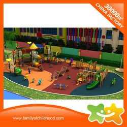 Nouveau design polyvalents pour les enfants de conditionnement physique extérieur de l'équipement de terrain de jeux pour la vente