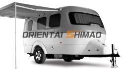 Almofada insuflável do piso Camper Travel Reboque de caravana Mini tendas fora da estrada a dobragem