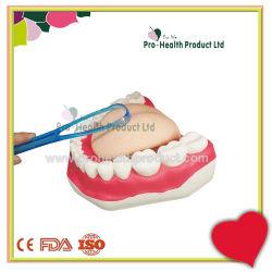 De tand Borstel van de Tong van de Uitrustingen van de Hulpmiddelen van de Zorg Mondelinge Verse Schoonmakende Zachte