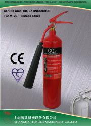En3 أسطوانة من الصلب الطفاية الحريق من ثاني أكسيد الكربون 2 كجم - أللوي، 34CrMo4