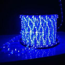 220V синий светодиодный индикатор каната