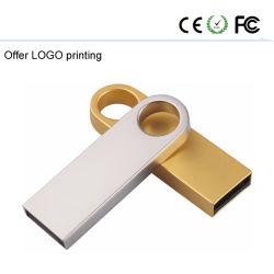 Metallfreier Firmenzeichen-Geschenk USB-Speicher Sitck 2GB 4GB 8GB