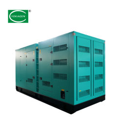 de Stille Reeks van de Generator van de Diesel 500kVA 550kVA Generator van Genset Elektrische Geluiddichte
