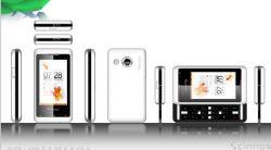 TV numérique/analogique téléphone mobile (Q7)