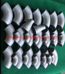 ANSI B16.9/ASTM A234 Wp11 Lr de acero al carbono de 90 grados/Acero Inoxidableprecio mayorista Cdpt codo0939