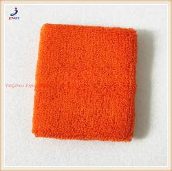 Form-normaler BaumwollWristband, Qualitäts-Terry-TuchSweatband für Handgelenk, BaumwollWristband