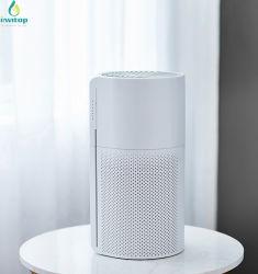 OEM 2020 Generador de aniones de carbón activado filtro HEPA hogar purificador de aire para equipos de escritorio