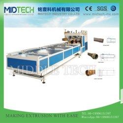 ماكينة رفرف تلقائي/ماكينة قطع مع مستطيل من نوع U R النوع/PVC ماكينة قطع الأنابيب المصنِّعة