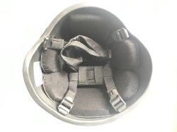 Черный Кевлара Mich тактических Bullet доказательства шлем с Нип Stage IIIA для военной полиции