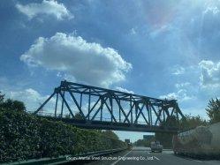 Сборные стальные конструкции моста/стали вкладом/опорной мост/Arch подвесной мост/ Cable-Stayed мост/дальний свет подвижной колонны пешеходного моста/железнодорожного моста