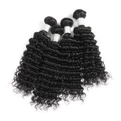نوعية جيدة Brazillian Real Hair Bundle Deep Wave 9A خصل الشعر