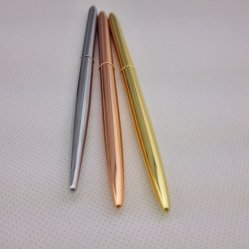 Dom negócios caneta esferográfica de Metal Caneta promocional