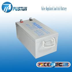 12V200ah 12V 200Ah ácido-chumbo UPS acumuladores MGA Gel completa o ciclo de profunda VRLA bateria solar SMF do SLA Alta Taxa externa recarregável de longa vida Factory Batery