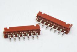 Douille de 1,27 mm correspondre le connecteur rouge du connecteur IDC