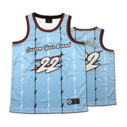 Basquetebol barata de alta qualidade camisolas com malha de números uniformes curtos de basquete