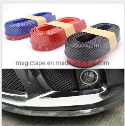 Accesorios de coche Samurai labio de goma Falda Body Kits de fibra de carbono Chin