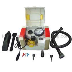 مضخة الهواء المحمولة الخاصة بنفخ الإطارات مضخة الهواء مع ضاغط الهواء الخاص بسيارات ودراجة والدراجات الآلية وكرة السلة