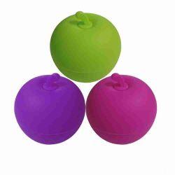 Tablett Mit Eiswürfeln Aus Apple Ice Mold