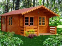 Prezzo basso con la Camera molto piccola prefabbricata di lusso della Camera di legno