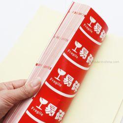 Spiegel-überzogenes Papier-selbstklebende kupferne Platten-Aufkleber-Rolle