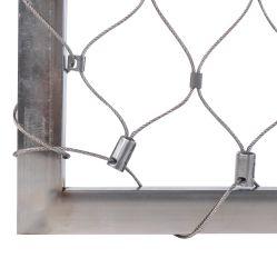 Hochfeste X-End-Kabelnetze für Balustrade