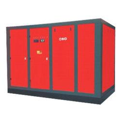 Les déchets médicaux silencieux industriel de récupération de chaleur Huile Sèche Oilless libre compresseur à air de type à vis rotatif pour la vente (ER37A /W)