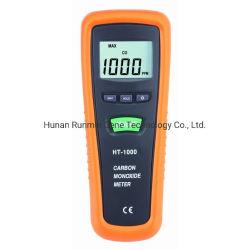 مصدر إمداد الشركة المصنعة للأجهزة المحمولة للبيع الساخن مقاييس أكسيد الكربون، جهاز الكشف الصناعي Home Carbon Monأكسيد الكربون