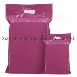 Saco de franquia impresso personalizado correio postal Embalagem de plástico de Correio Expresso Saco de Embalagem Die-Cut suave de polietileno impermeável transporte grossista Mailer Courier Bag